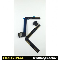 Flex conector de carga Ipad air negro