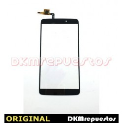 """Pantalla tactil negra Alcatel One Touch idol 3 5.5"""" 6045Y"""