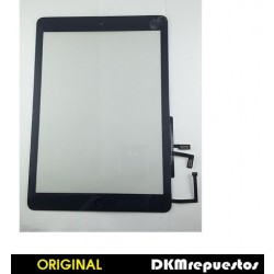 Pantalla tactil IPAD AIR Negra con boton HOME